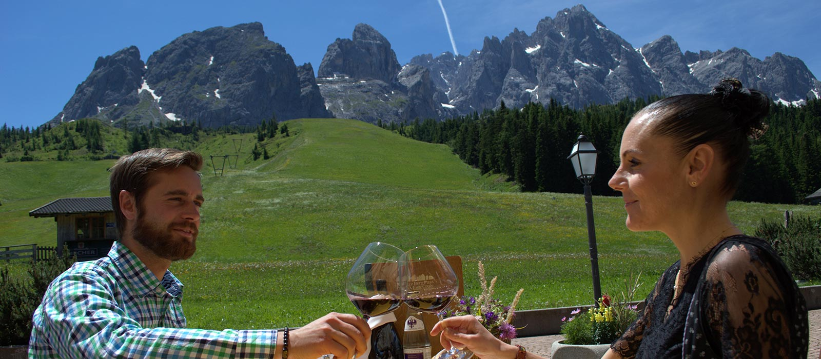 Your Gourmet Hotel in the Dolomites