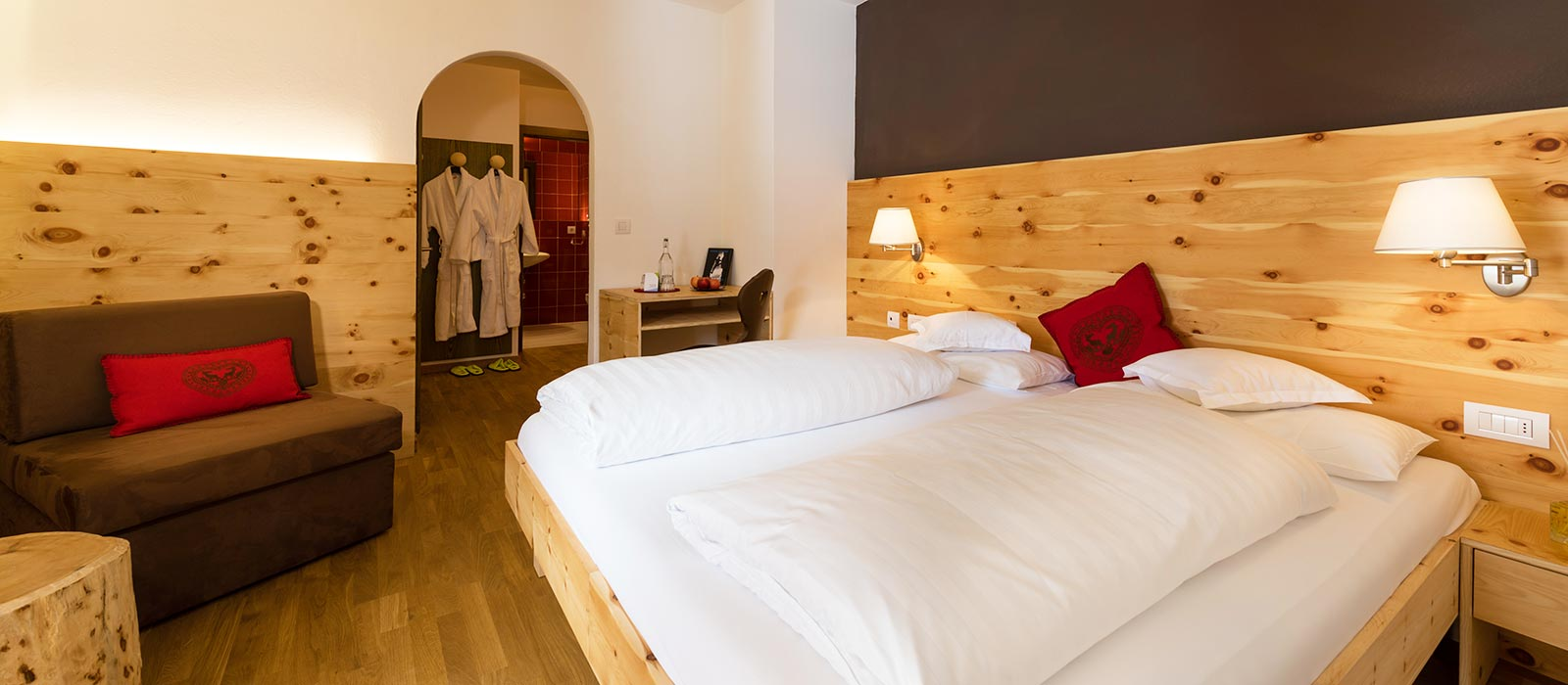 Our Rooms & Prices in Sesto